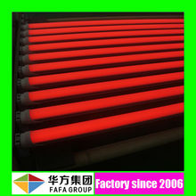 2foot chines sex red tube t8 9w led tube light set
