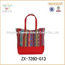 Canvas &Cotton Jute Tote bag Fashion Tote Handbags