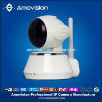 QF510 ip ptz wireless camera CMOS 1.0 mega pixel ip board camera