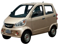 High quality cheaper Chinese mini car for 4 passengers