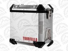 Motorbike tail box 41L/35L/29L, aluminum cases and waterproof