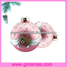 GML Factory 2015 hot sale Stained glass christmas decor Popular in the USA