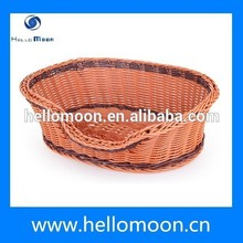 Wholesale Customized High Quality Outdoor Rattan Dog Bed