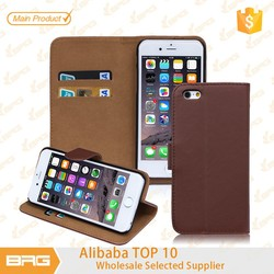 BRG $0.99 cheapest Wallet Leather Case Cover for iPhone 6 4.7 inch