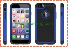 New 3 in 1 Football PC Silicone Back Cover Case For iphone6