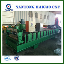 Single Layer CNC color steel forming press machine/metal roofing steel