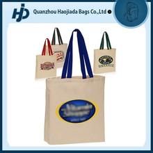 factory wholesale grocery promotional canvas tote shopping bag