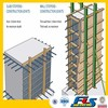 Concrete Steel Scaffolding Slab Formwork For Construction