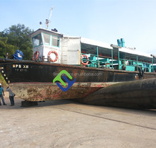 Export to Batam shipyard marine rubber ship airbags made in China