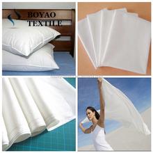 excelent quality 100% cotton white fabric poplin