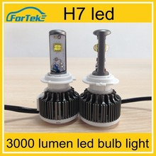 3000 lumen led bulb light led head lamp led headlight for car wholesale