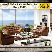 Genuine Leather Furniture Genuine Leather Sofa 1256