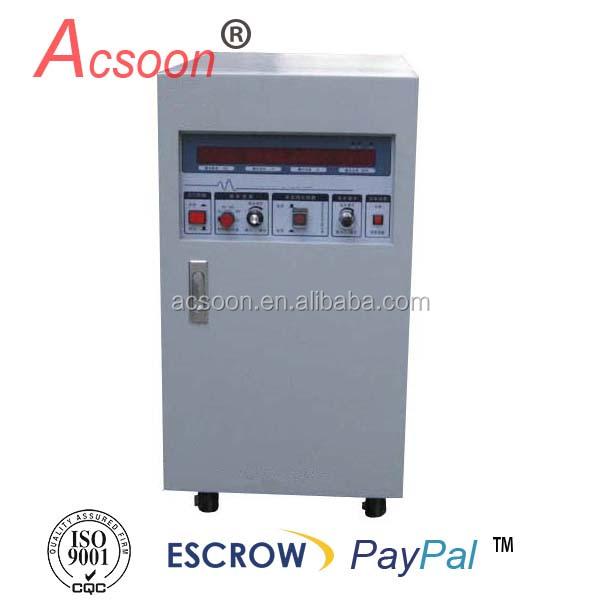 Power converter 50hz to 60hz