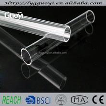 high temperature resistant quartz glass tubing