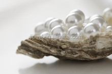 4 - 5mm white freshwater loose pearls