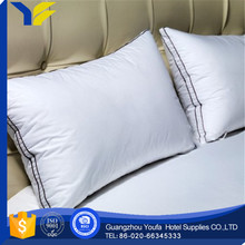 microfiber made in China neck high quality 100%cotton pillow case