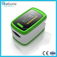 Unique Fingertip Pulse Oximeter/oxymeter,Digital Pulse Counter for Homecare