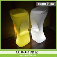 LED LEISURE CHAIR/ LIGHTED RELAXING SOFA/ PE LED SEATS garden led ball light