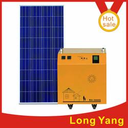 1500w solar power DC and AC system solar power generator solar energy system ac dc power supply