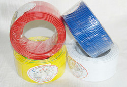 Electric Wiring PVC Insulation & Flexible Wire ( ZR-BVR )