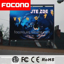 8 Years Warrany Commercial LED Billboard Shenzhen LED Display xxxx Sex Video