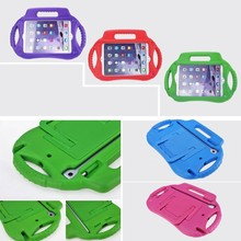 Newest Back Cover Case Stand Tablet Designer Ultra Soft Silicon Cover Capas Fast Ship For iPad 1 2 3 Cover