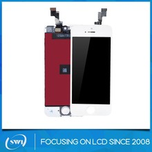 Factory price mobile lcd parts screen touch for iPhone 5s lcd, lcd screen replacement for iPhone 5s