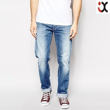 2015 zip straight fit cross wholesale hatch men jeans trousers JXH181