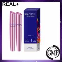 Most popular rotating mascara REAL PLUS 3d fiber lashes growth mascara