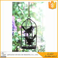 Bird Cage Candle Holder & Candelabra For Home Decor