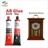 instant bond glue plastic to plastic materials