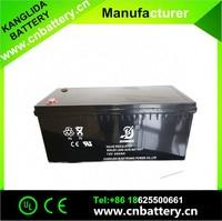 12v200ah agm deep cycle bateries , deep cycle battery ,12v200ah lead acid battery