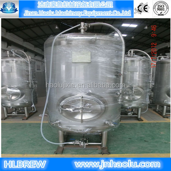 beer fermenter in fermenting equipmenmt