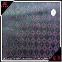 New design spandex blending polyester fabric textile