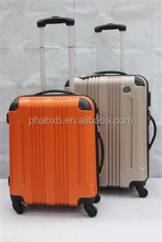 2015 most salable and light weight hard travel carry on case
