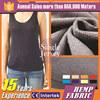 High quality fashion hemp organic fabric clothing store shelves
