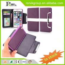 customized couple phone case leather with great price for iPhone 6 plus