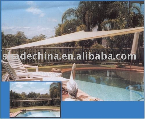 Triangle Sand Sun Shade Sail For Swimming Pool View Shade Sail Sanjian Product Details From