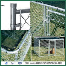 China supply high quality portable outdoor chain link dog fence cage