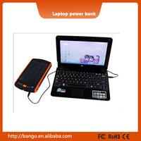 12V Solar Panel Power BankExternal Battery Charger for laptop