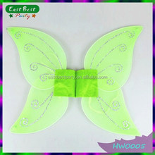 Adult Green Butterfly Fairy Wings Halloween Accessory