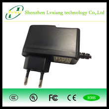 constant voltage waterproof ac/dc 240v 12v 12w 1a led power adapter with CE,FCC,Rohs free shipping