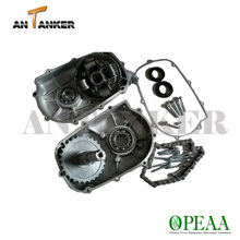 wholesale Go Kart Parts 7hp 2-1 Reduction Gearbox for GX240 spare parts