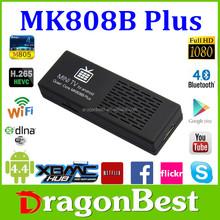 2015 Android 4.2 Quad Core Wifi RAM 1GB ROM 8GB bluetooth sim card usb modem wireless dongle MK808B