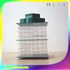 2016 Acrylic Spinning Lipstick Tower , Rotating Acrylic Spinning Lipstick Tower