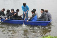 Plastic fishing boat, Flat Bottom Plastic Boat 6.0M
