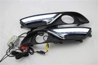 Factory Wholesale Newest High Quality Waterproof Fast Selling 2.5W LED DRL/ Dayime Running Light For Nissane Sylphy 2012-2014