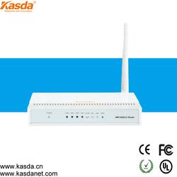 Kasda 1T1R 150M 11N ADSL2+ Modem Router adsl wifi KW5819