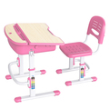 muebles para el hogar adjutable niños de mesa y una silla