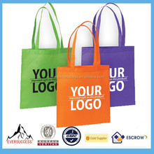New Design Custom Non Woven Bag Most Promotional Shopping Bag